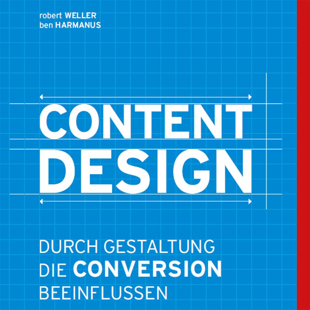 Bild: Buchcover - Content Design