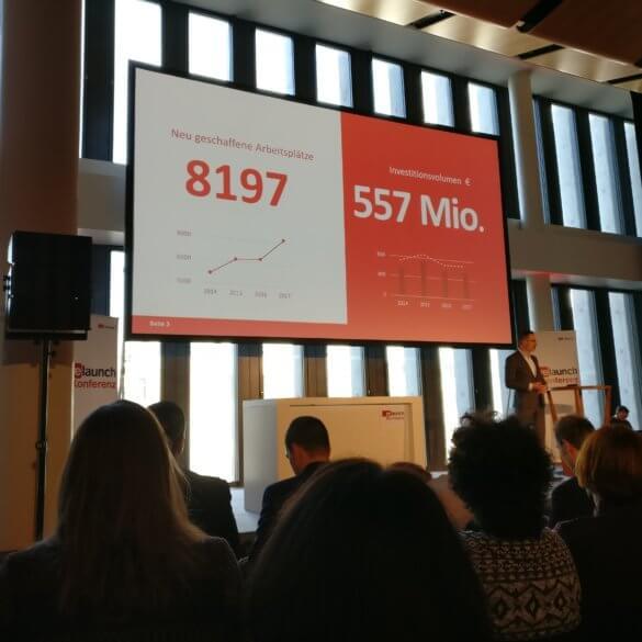 Bild: Slides auf der Relaunch Konferenz