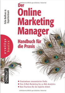Screenshot: Der Online Marketing Manager