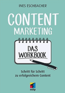 Screenshot: Content Workbook