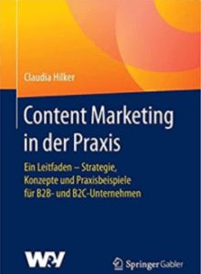 Screenshot: Content Marketing in der Praxis