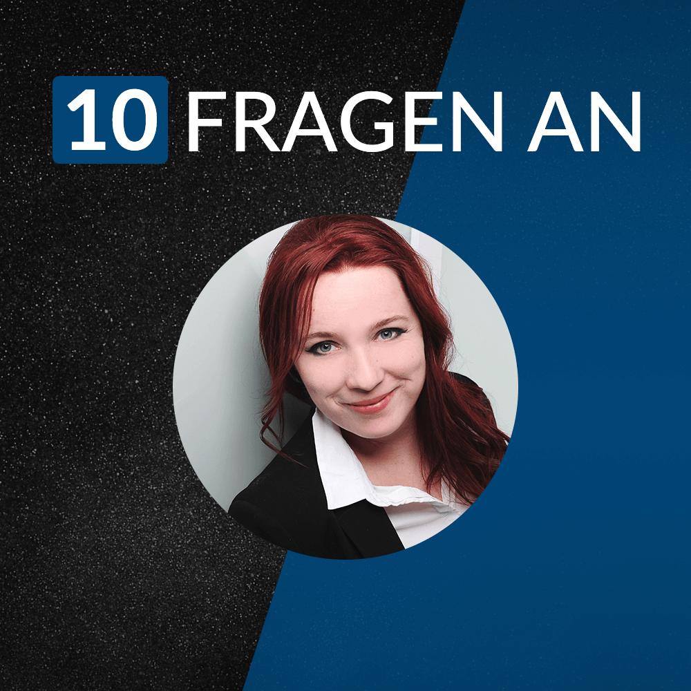 Grafik: 10 Fragen an Patricia Kaufmann