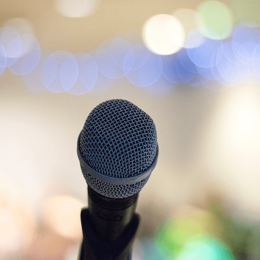 Bild: Ein Mikrofon