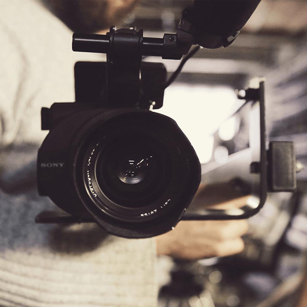 Bild: Eine Kamera