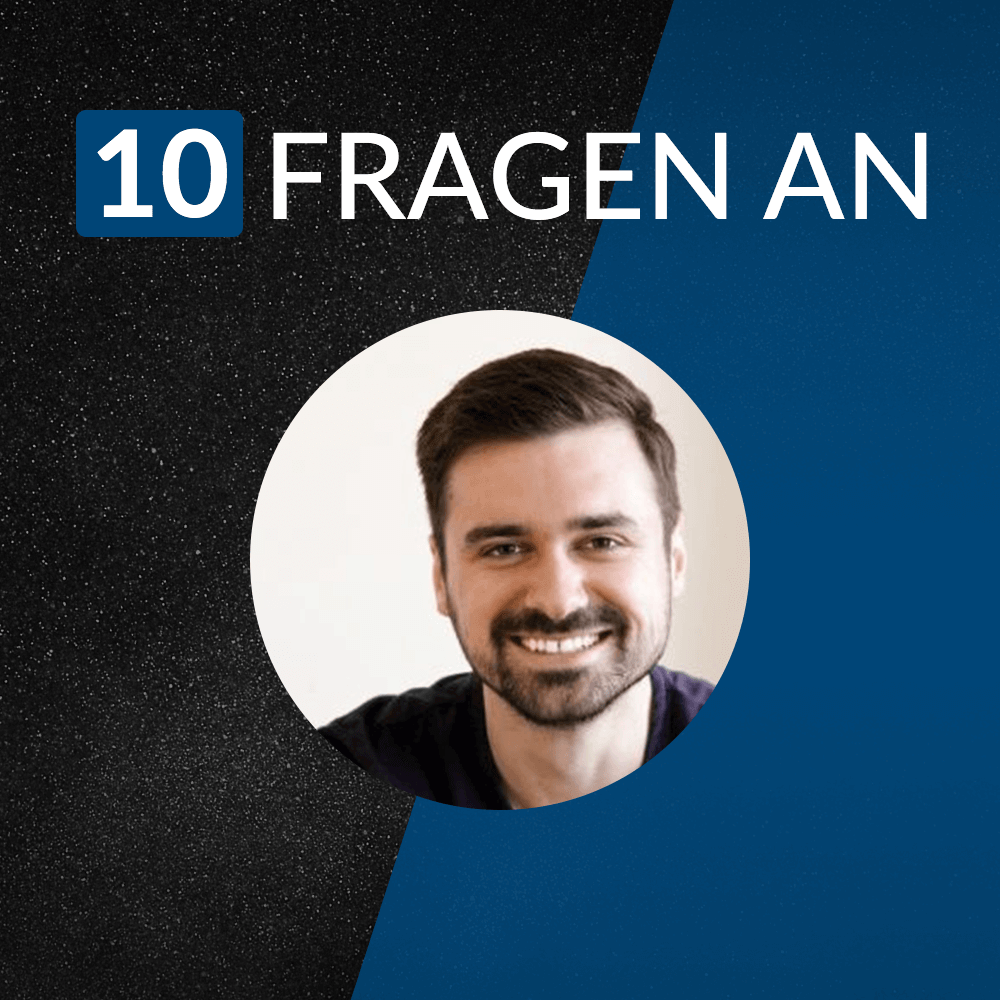 Grafik: 10 Fragen an Eoghan Henn