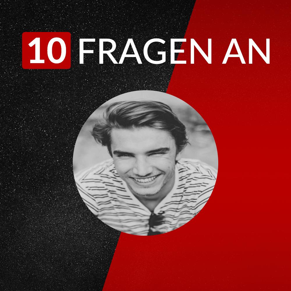 Grafik: 10 Fragen an Julian Drachenberg
