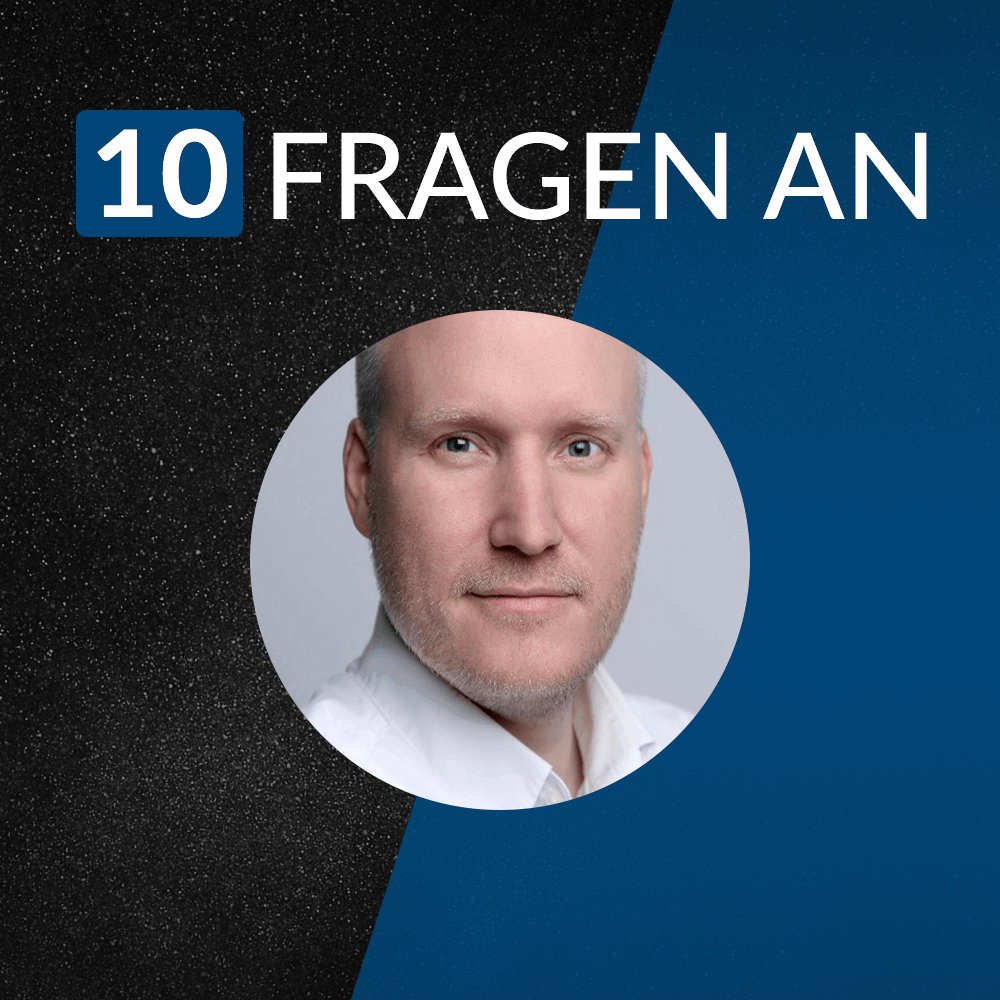 Grafik: 10 Fragen an Björn Tantau