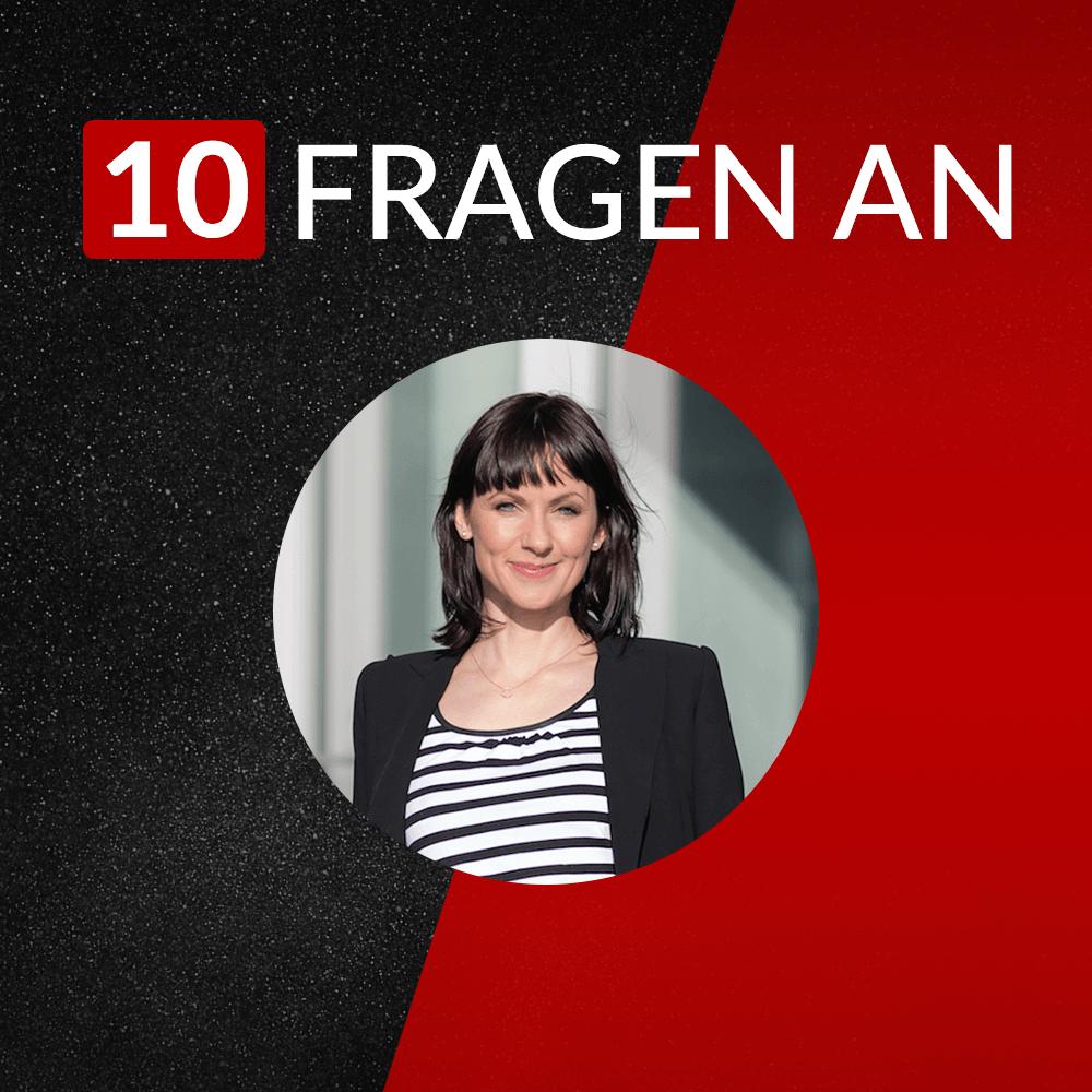 Grafik: 10 Fragen an Jacqueline Koeppen