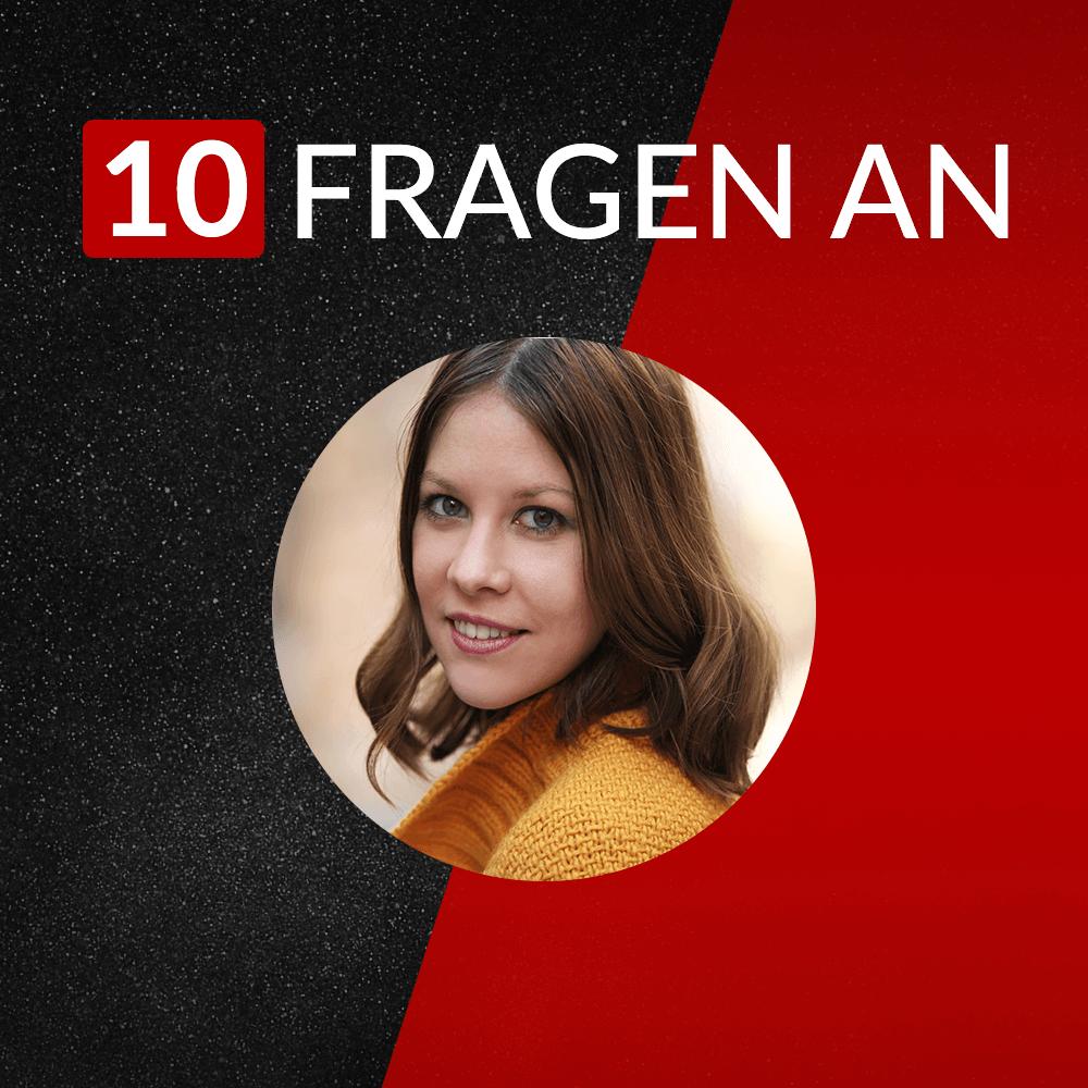 Grafik: 10 Fragen an Susanne Dickel