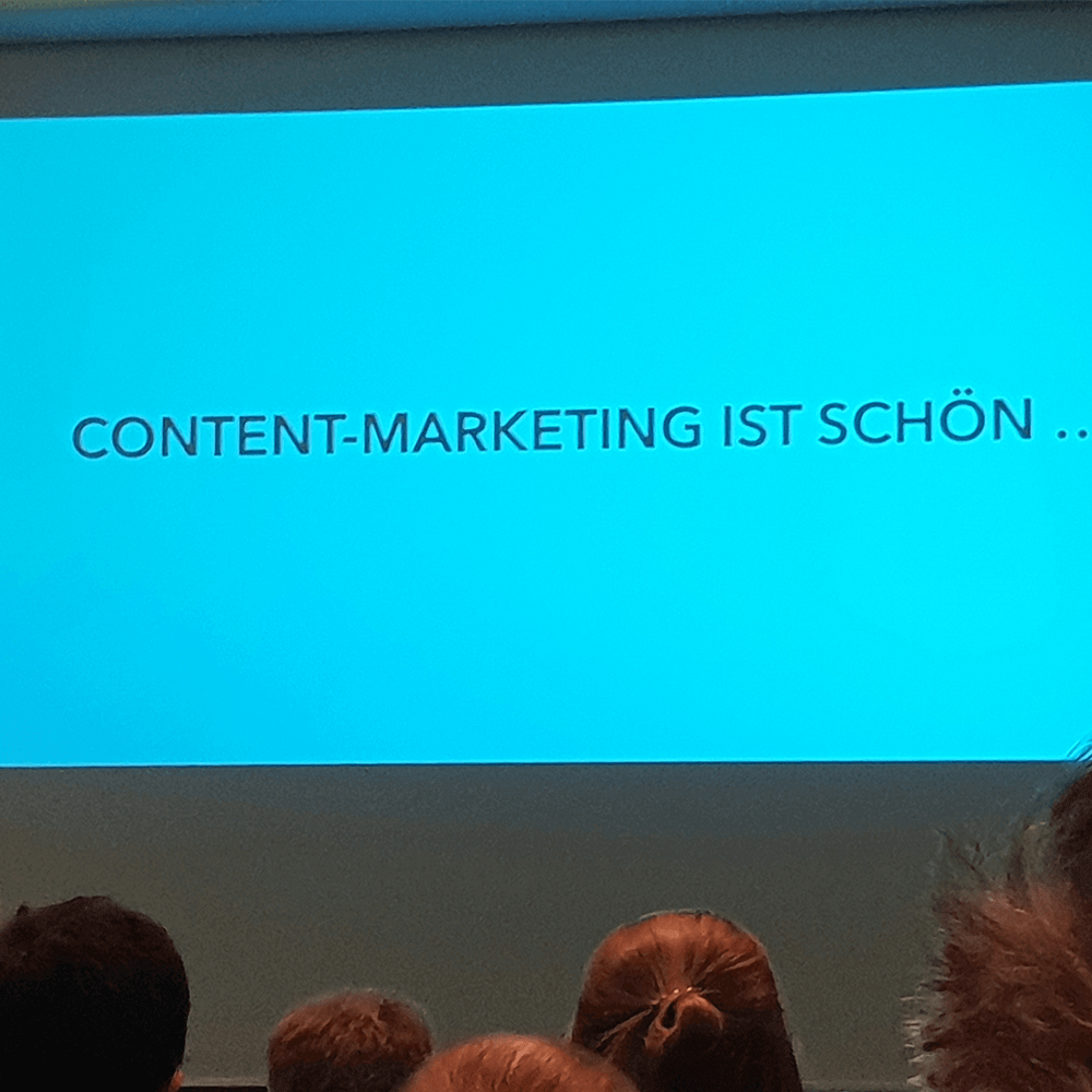 Foto: Content Marketing Masters