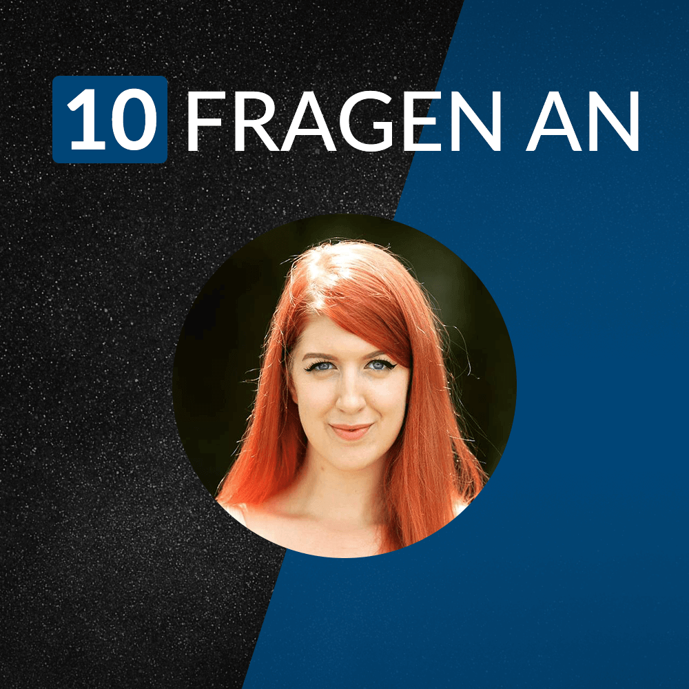 Grafik: 10 Fragen an Izzi Smith