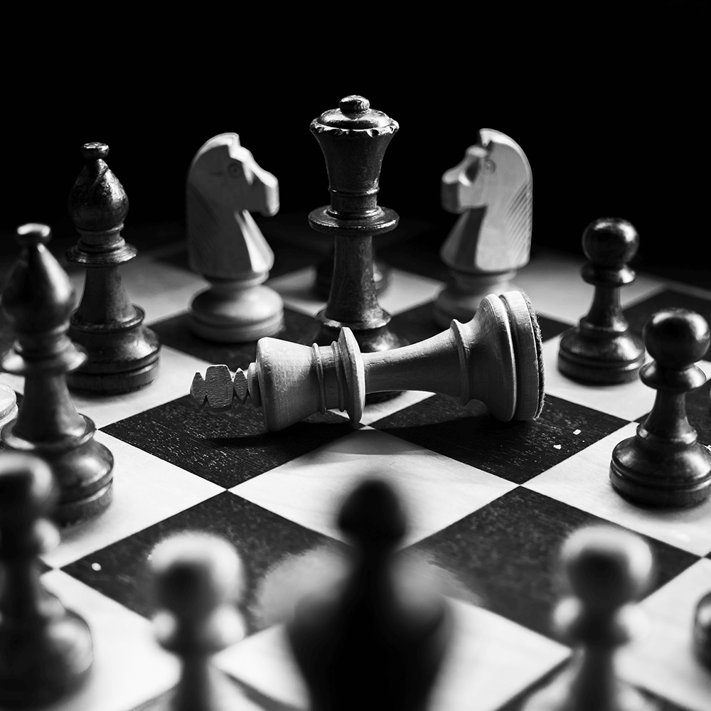 Bild: Schachspiel
