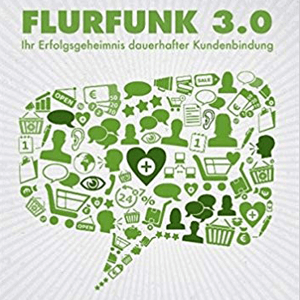 Bild: Buch Flurfunk 3.0