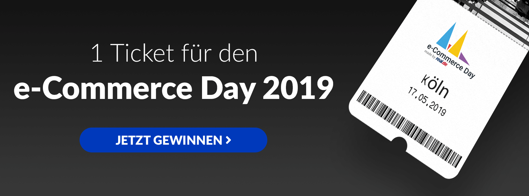 GrowthUp - Gewinnt ein Ticket zum e-Commerce Day
