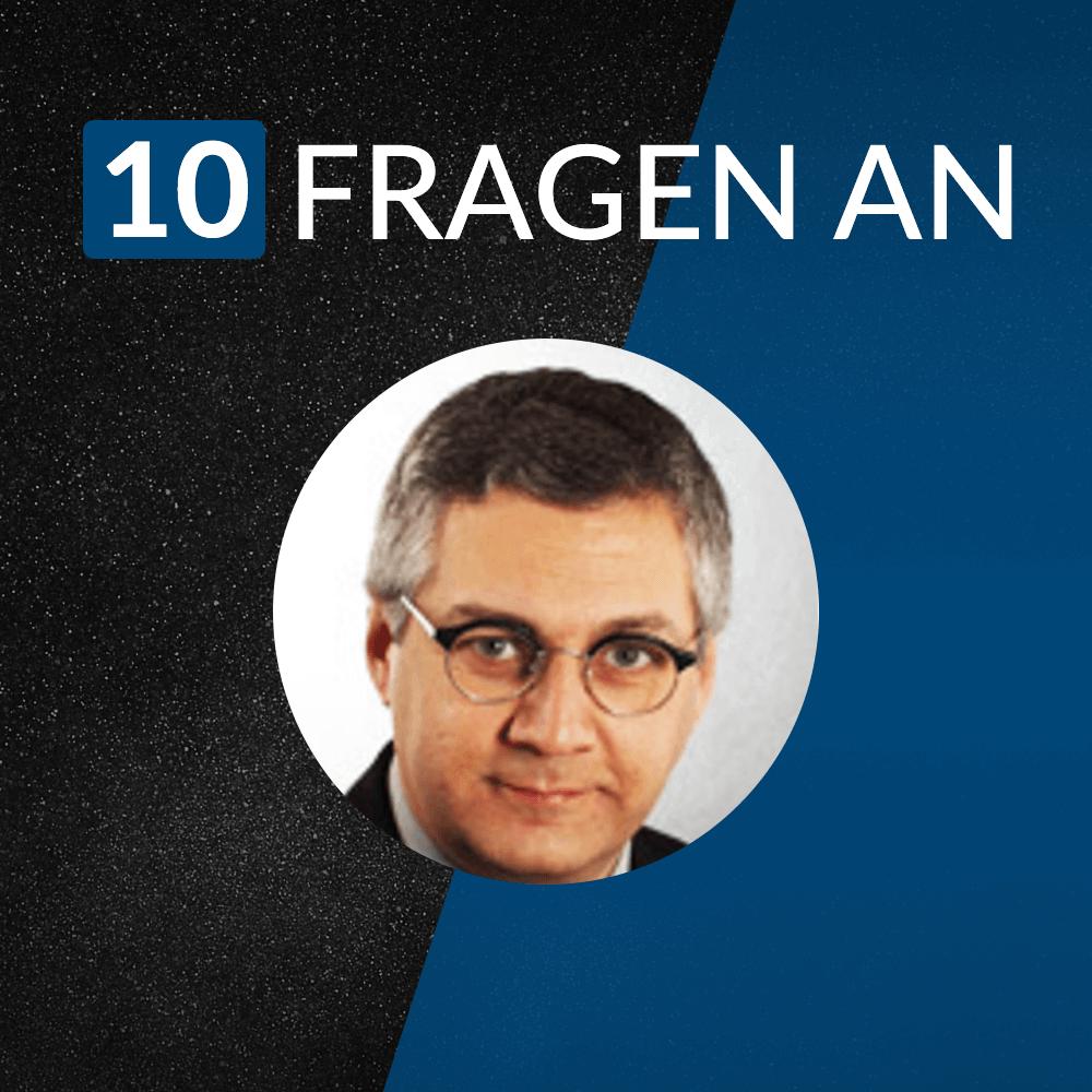 Grafik: 10 Fragen an Matthias Fank