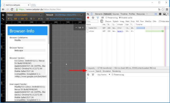 2a12651046 JavaScript Part 4: So prüft ihr eure Website auf JS-Probleme | GrowthUp