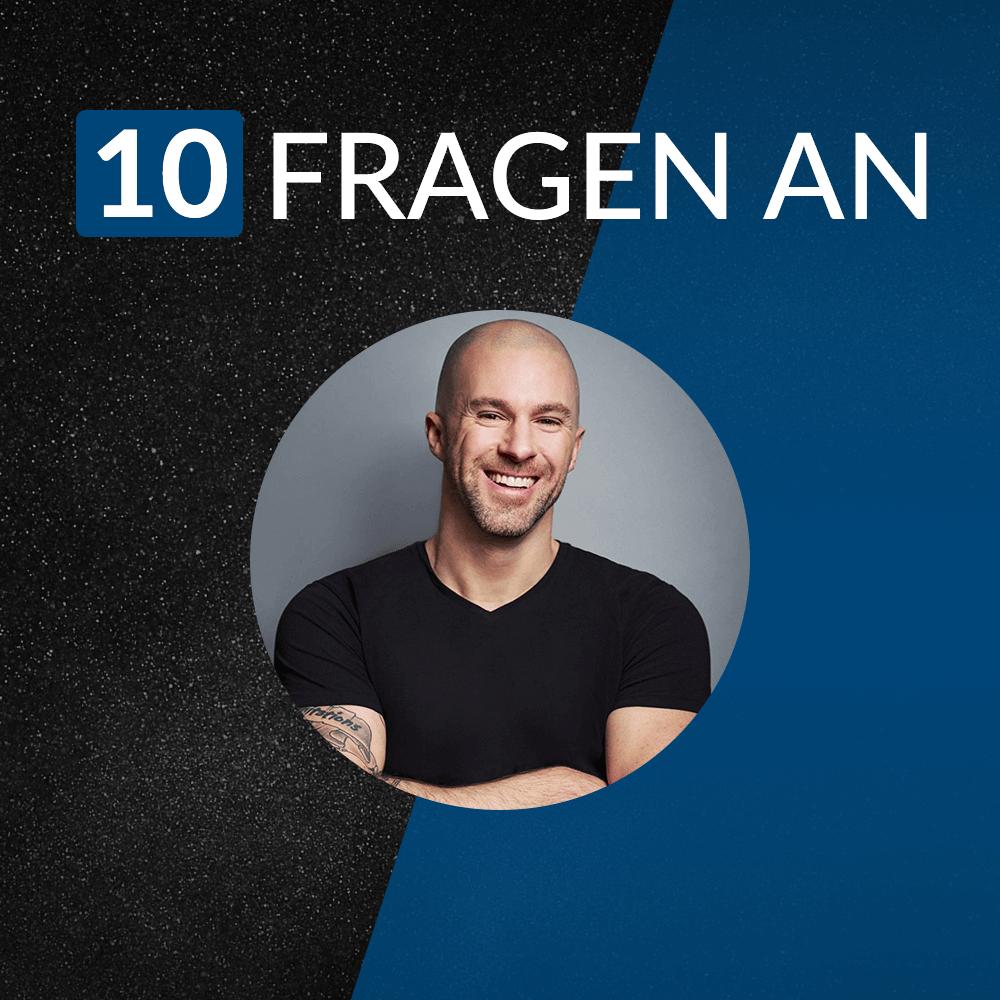 Grafik: 10 Fragen an Felix Beilharz