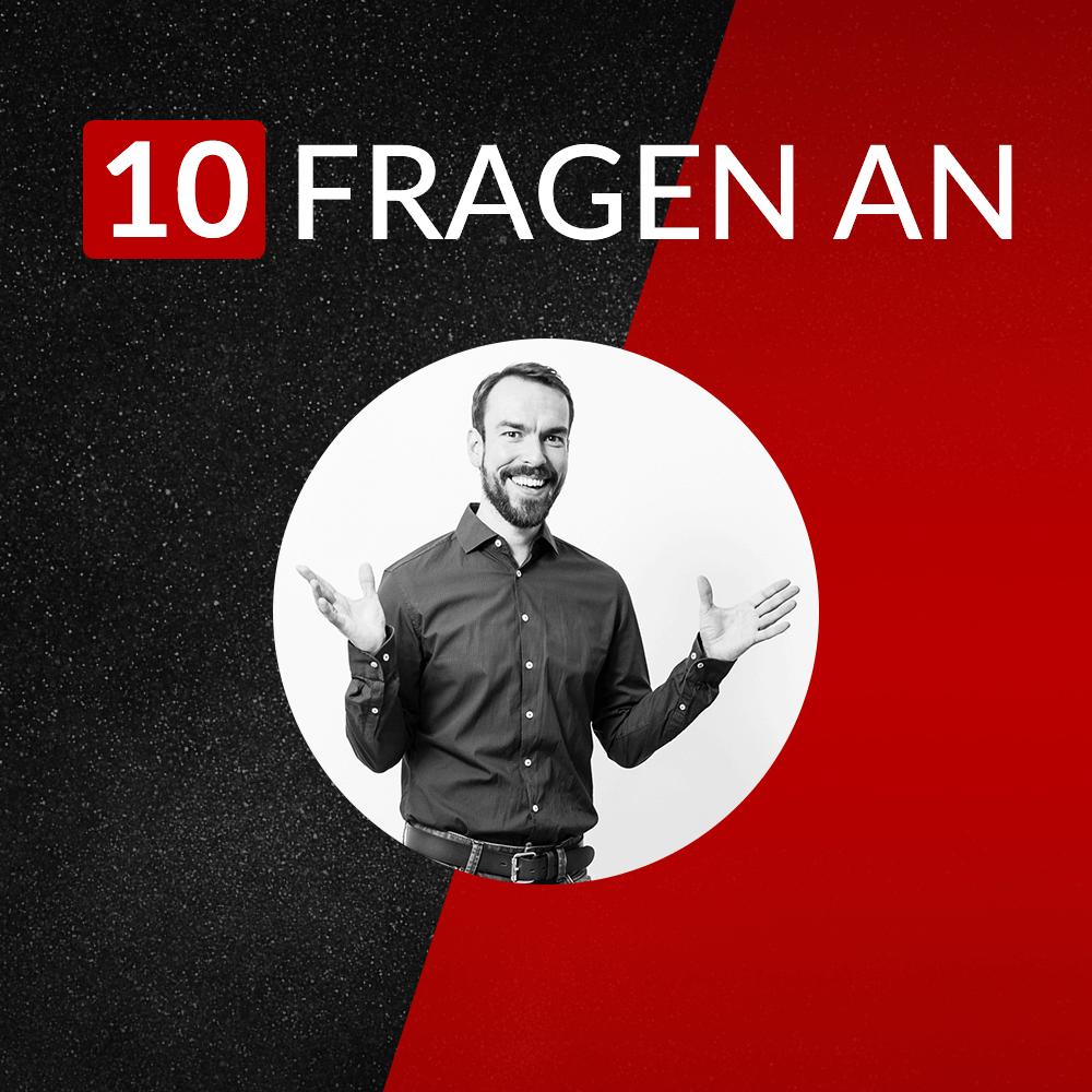 Grafik: 10 Fragen an Arne Trommer