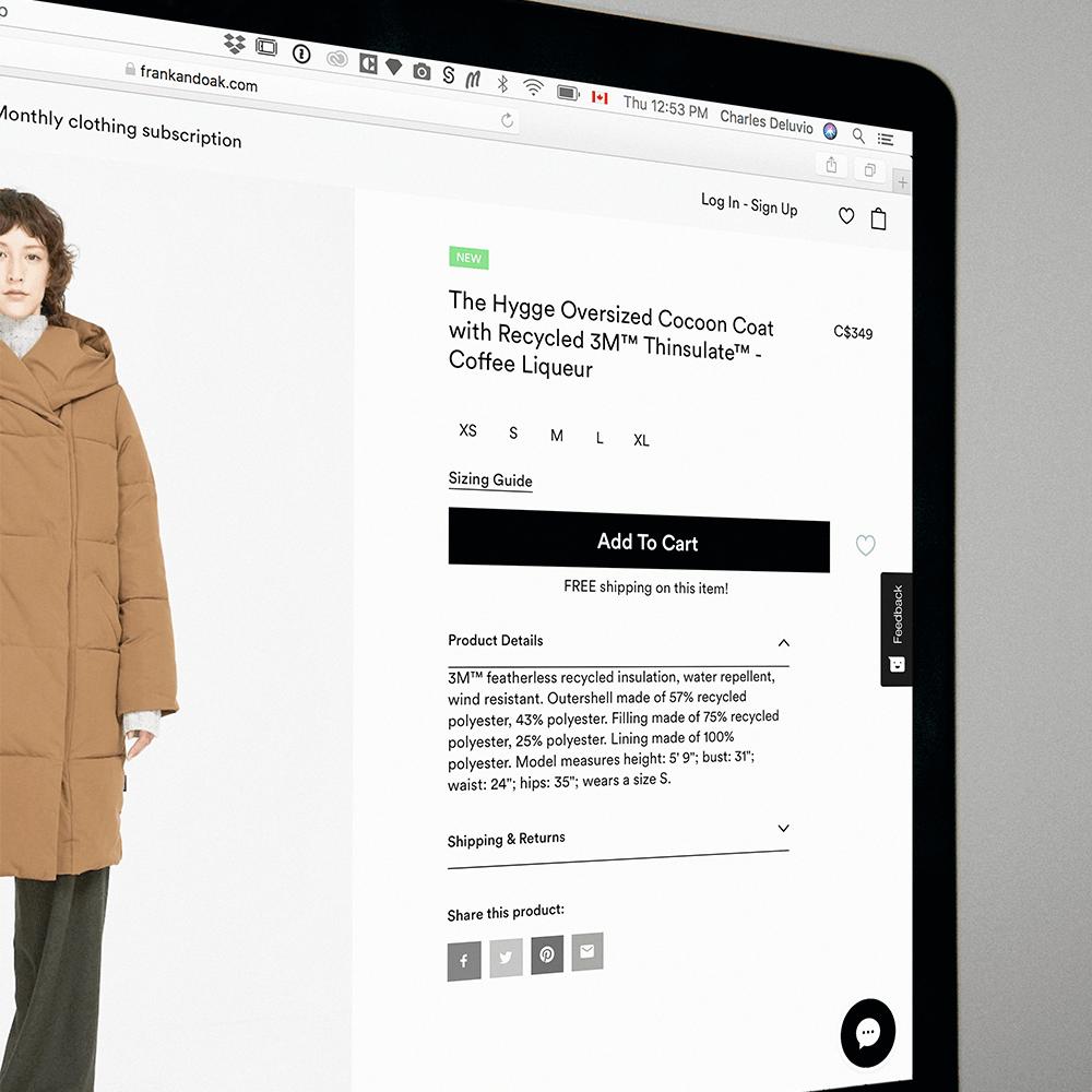 Foto: Online-Shop